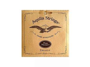 Encordoamento Aquila Ukulele Tenor New Nylgut Tensão Baixa