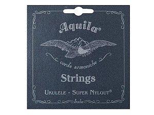 Encordoamento Aquila Ukulele Concert Sup Nylgut Tensão Baixa