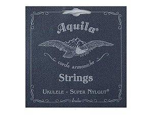 Encordoamento Aquila Ukulele Tenor Supernylgut Tensão Baixa