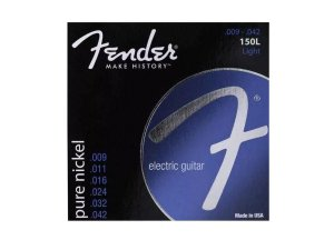 Encordoamento Para Guitarra 09 Fender 150xl Niquelada