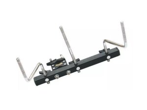 Clamp De Percussão Triplo Mini Rack Torelli Ta453