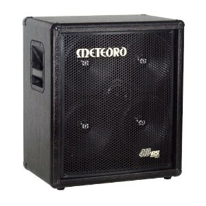 Caixa baixo Meteoro 410 Bs 4x10 indicado p/ Cabeçote  400 Mb / 800 Mb