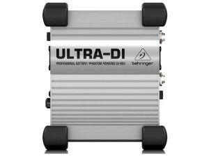 Direct Box Behringer Ultra Di100 Ativo