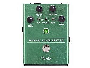 Pedal Fender Marine Layer Reverb Para Guitarra