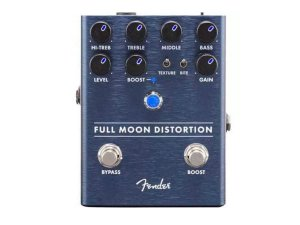 Pedal Fender Full Moon Distortion Para Guitarra