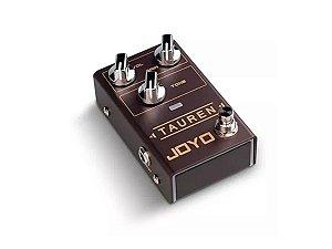 Pedal Joyo Tauren R01 Overdrive para Guitarra