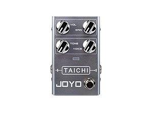Pedal Joyo Taichi Overdrive Para Guitarra