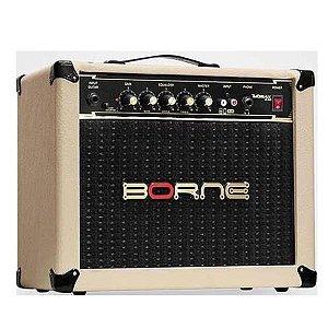 Amplificador cubo Borne Vorax 630 creme