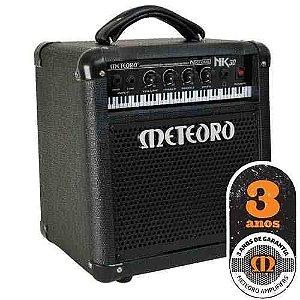Amplificador Cubo Meteoro Nitrous Nk 30 P/ Teclado Nk30