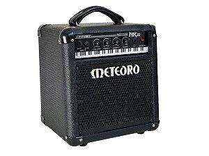 Amplificador Cubo Meteoro Nitrous Nk30 Para Teclado