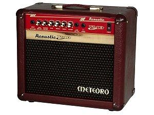 Amplificador Cubo Para Violao Meteoro Acoustic V40 W - 4x5