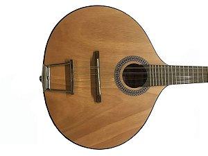 Bandolim marques Acústico madeira castanho Bnd-100