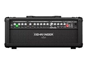 Cabeçote Behringer Vt100fxh 100w C/ Foot Chorus Reverb Drive