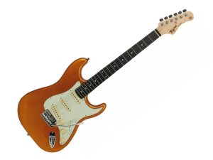 Guitarra Tagima Tg500 Dourado Woodstock Metallic Gold Yellow