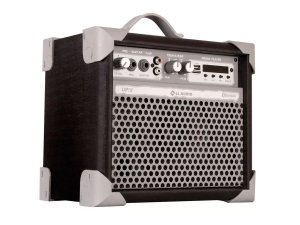 Caixa Multiuso Ll Audio Up! 5 Preto Bluetooth/fm/usb/sd