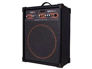 Caixa Amplificada Ll Áudio Multiuso Trx12 Af12 Bluetooth Usb