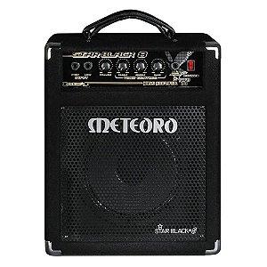 Amplificador Meteoro Star Black 8 Modelo Novo P/ Baixo