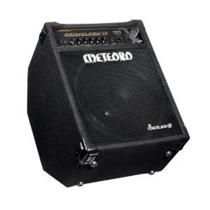 Cubo Amplificador Meteoro Star Black 15 240w Baixo