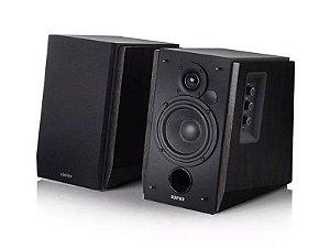 Caixa Som Monitor Audio Edifier R1700bt Bluetooth Game Pc Tv Preto