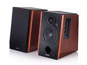 Caixa Som Monitor Audio Edifier R1700bt Bluetooth Madeira