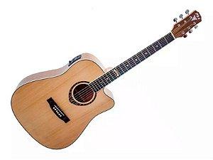 Violão Elétrico Folk Phx Px199 84 Modelo Novo Profissional