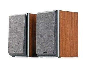 Caixa Monitor Referência Home Studio Edifier R1000t4 madeira