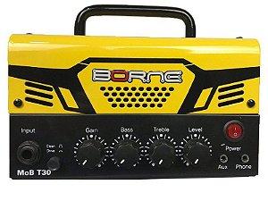 Cabeçote Borne Mob T30 Cor Amarelo 30w