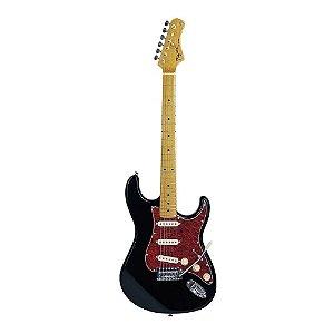 Guitarra Tagima TG530 woodstock Preto vintage stratocaster
