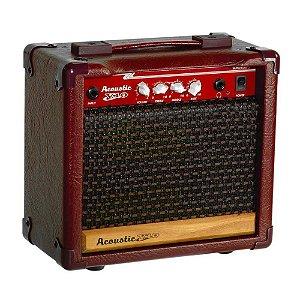 Cubo Amplificador Meteoro Acoustic V10 p/ Violao
