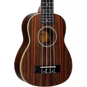 Ukulele Shelby Eagle Soprano Su21r Rosewood Natural Fosco