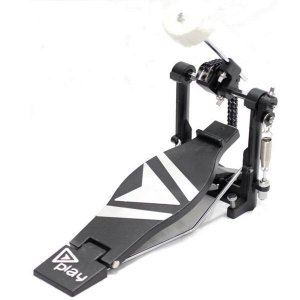 Pedal De Bumbo Para Bateria Turbo Pedal Play Profissional
