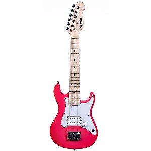 Guitarra Criança Infantil Eletrica Phx Isth 1/2 Profissional Rosa