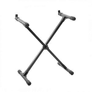 Pedestal Suporte Para Teclado Ibox X30 com regulagem altura