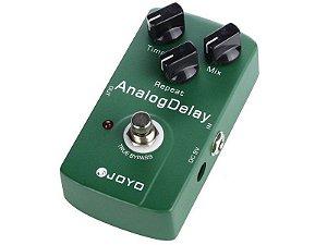 Pedal de Delay Joyo JF-33 Analog Delay novo