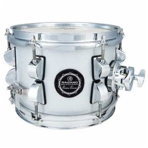 Caixa Bateria Nagano New Beat 8x6 Grey Sparkle