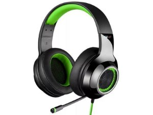 Fone Headset Gamer Edifier G4 Led Verde Ps4 Pc Usb Vibração