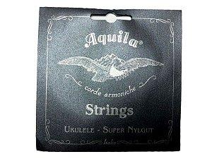 Encordoamento Cordas Aquila Ukulele Soprano high supernylgut