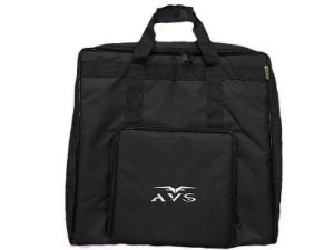 Capa Avs Bag Para Acordeon 80 Baixos Super Luxo acolchoado alça mochila
