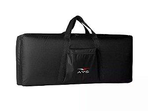 Capa Bag Teclado Luxo 7/8 Acolchoado Avs Casio Roland Yamaha