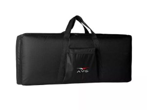 Capa Bag Teclado Luxo 4/8 Acolchoado Avs Casio Roland Yamaha