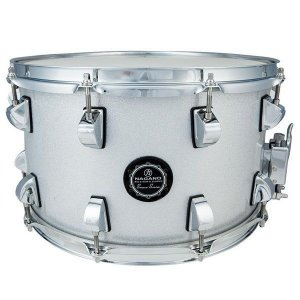 Caixa Bateria Nagano Big Beat 14x6,5 Grey Sparkle