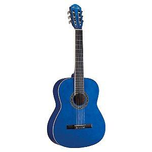 Violao Nylon Tagima Memphis Ac39 Cor Azul