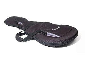 Hard Bag Case De Baixo Jazz Bass Rigido Mochila Solid Sound