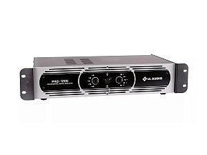 Amplificador De Potência Ll Audio Pro1200 300w