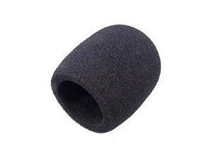 Espuma Microfone Leson Wm58 Windscreen