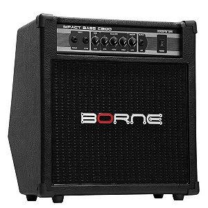 Amplificador Cubo Borne Cb100 Impact Bass - 70w - BAIXO