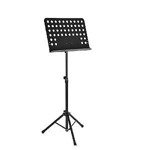 Estante Partitura Maestro Suporte Tripé Reforçado Standard