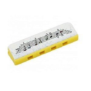 Gaita Infantil Hohner Harmonica Speedy Diatônica Amarela