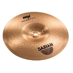 Prato Sabian China Splash 10 Bronze B8 B8x 41016x