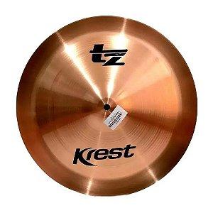 Prato China Krest Cymbals Tz 16 Bronze B8 Tz16ch